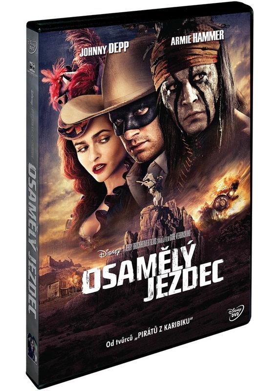 Osamělý jezdec DVD