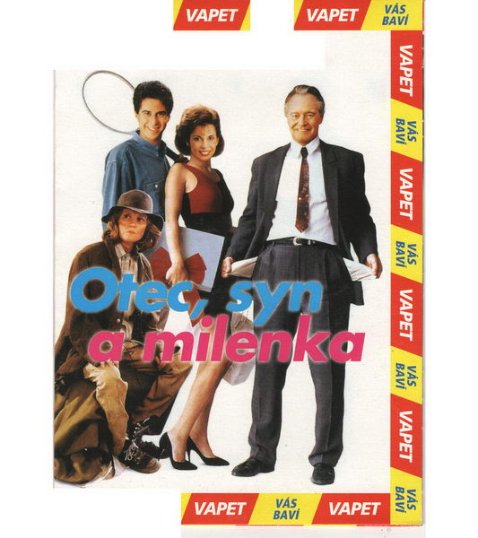 Otec, syn a milenka - DVD