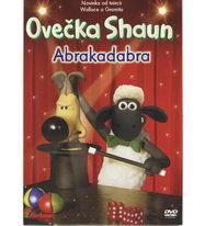 Ovečka Shaun - Abrakadabra - DVD