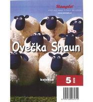 Ovečka Shaun - Kolekce 5 DVD