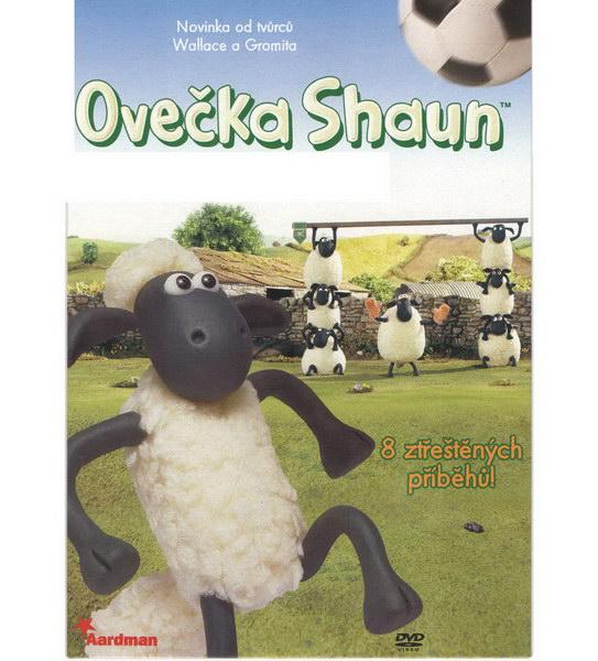 Ovečka Shaun - Malá domů - DVD