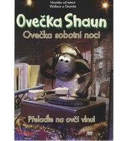 Ovečka Shaun - Ovečka sobotní noci - DVD