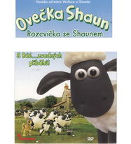 Ovečka Shaun - Rozcvička se Shaunem ( plast ) DVD