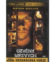 Ozvěny mrtvých ( plast ) - DVD
