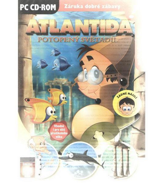PC hra - Atlantida Potopený světadíl