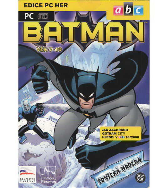 PC hra - Batman