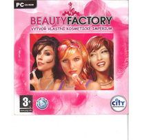 PC hra - Beauty Factory