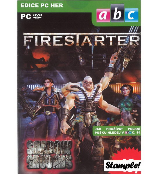 PC hra - Firestarter + Shadowgrounds