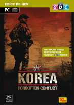 PC hra - Korea Forgotten Conflict