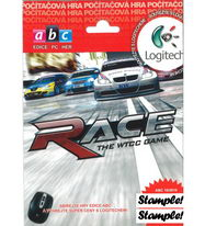 PC hra - Race the WTCC Game