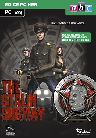 PC hra - The Stalin Subway
