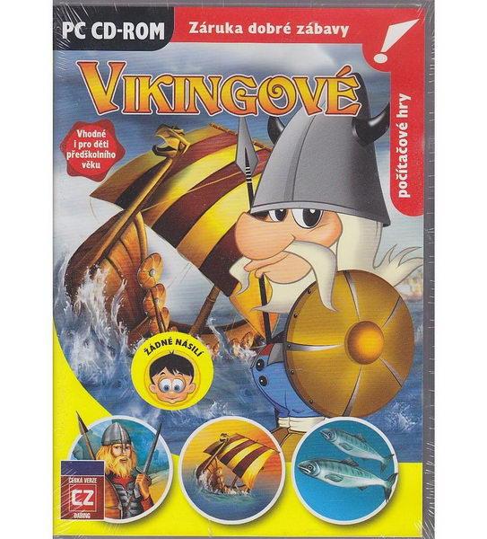PC hra - Vikingové