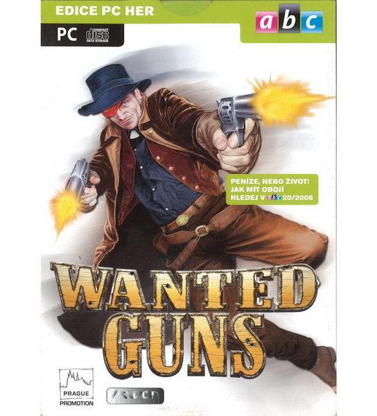 PC hra - Wanted Guns
