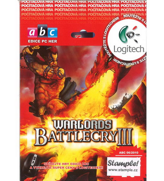 PC hra - Warlords Battlecry III.