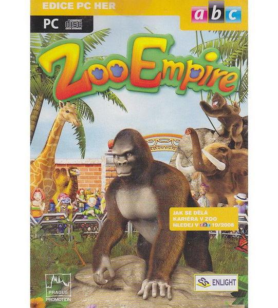 PC hra - ZOO empire