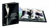 Padesát odstínů šedi DVD+kniha