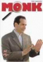 Pan Monk 46 - Pan Monk zůstává ležet - DVD