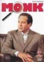 Pan Monk 54 - Jak se pan Monk uhodil do hlavy + Pan Monk a kapitánovo manželství - DVD