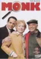 Pan Monk 62 - Pan Monk má přítele + Pan Monk je vám k službám - DVD