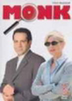 Pan Monk 66 - Pan Monk a nudista + Pan Monk a špatná přítelkyně - DVD