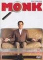Pan Monk 68 - Pan Monk a odvážlivec + Pan Monk a nesprávný člověk - DVD