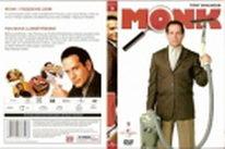 Pan Monk 9 - Pan Monk a zemětřesení - DVD