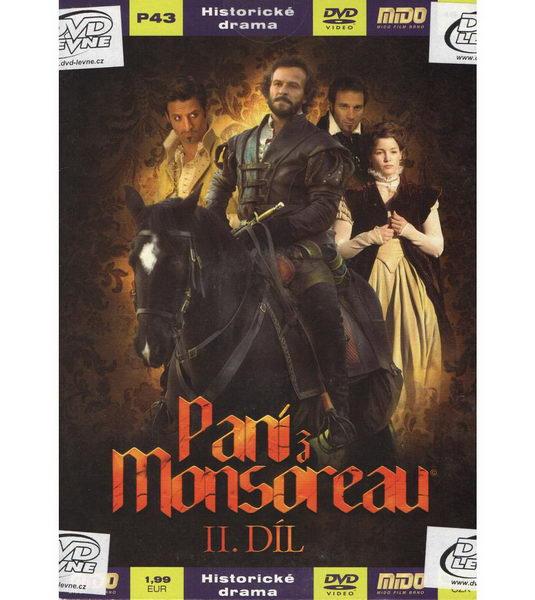 Paní z Monsoreau II. díl - DVD