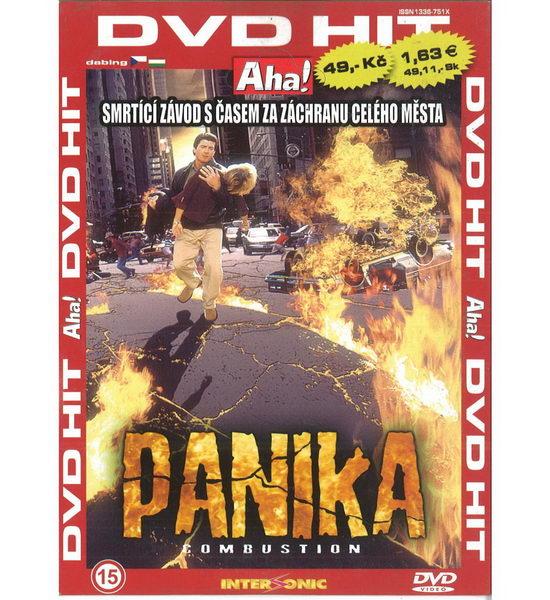 Panika - DVD