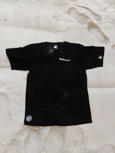 Pánské tréninkové tričko - černé