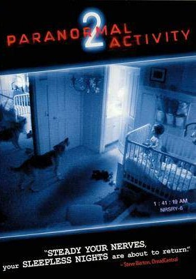Paranormal activity 2 - DVD
