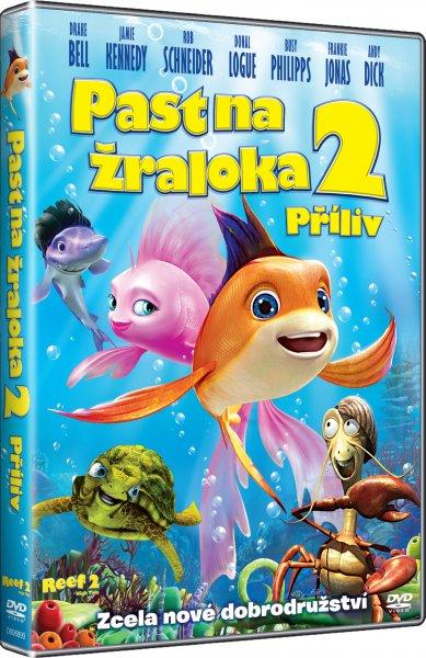 Past na žraloka 2: Příliv - DVD