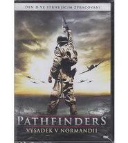 Pathfinders: Výsadek v Normandii - DVD slim