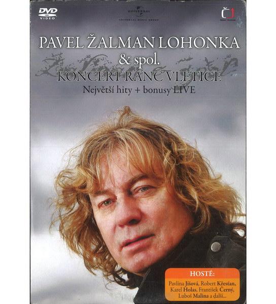 Pavel Žalman Lohonka & spol. - Koncet ranč Vletice - DVD
