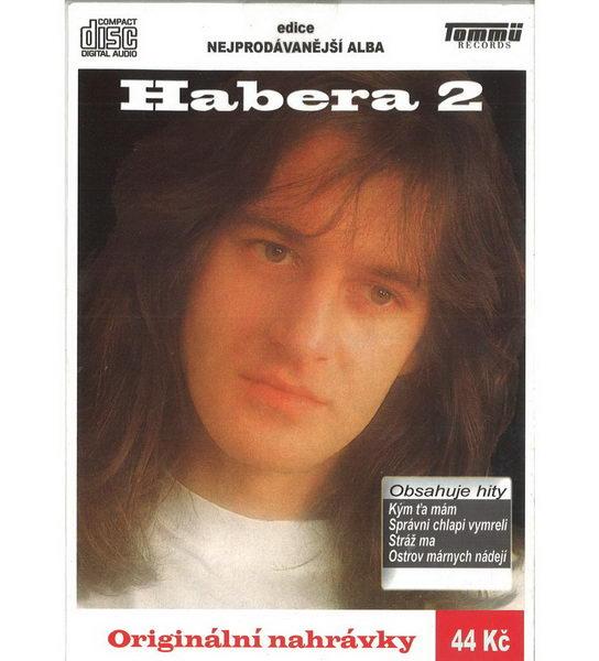 Pavol Habera 2 - CD