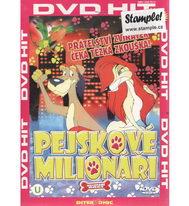 Pejskové milionáři - DVD