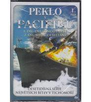 Peklo v Pacifiku 1. DVD