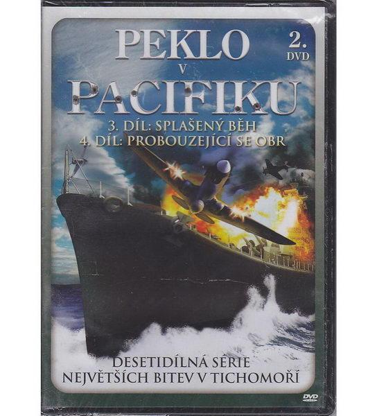 Peklo v Pacifiku 2. DVD
