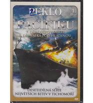 Peklo v Pacifiku 4. DVD