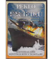 Peklo v Pacifiku 5. DVD