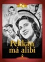 Pelikán má alibi - DVD