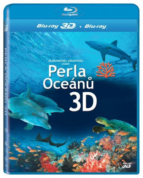 Perla Oceánů 3D - BD (Ocean Wonderland)