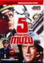 Pět pekelných mužů - DVD