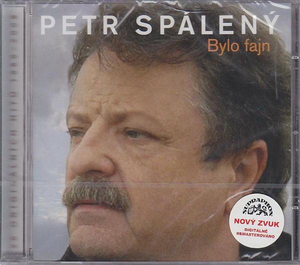 Petr Spálený - Bylo fajn - CD