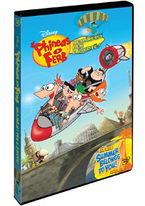 Phineas a Ferb: Nejlínější den v životě - DVD