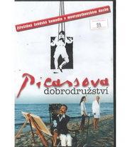 Picassova dobrodružství - DVD plast