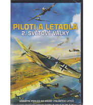 Piloti a letadla 2. světová válka - DVD
