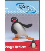 Pingu králem - DVD