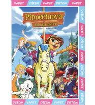 Pinocchiova dobrodružství - DVD