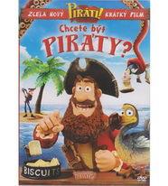 Piráti! - Chcete být piráty? - DVD