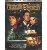 Piráti ostrova pokladů - DVD digipack